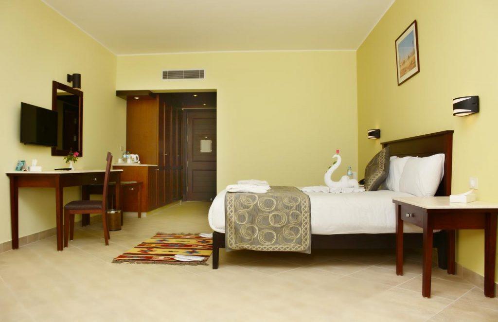 Royal Tulip Hotel bedroom